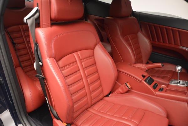 Used 2005 Ferrari 612 Scaglietti 6-Speed Manual for sale Sold at Maserati of Greenwich in Greenwich CT 06830 20