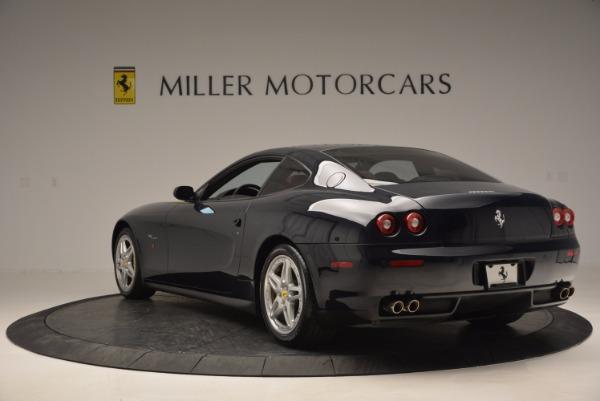 Used 2005 Ferrari 612 Scaglietti 6-Speed Manual for sale Sold at Maserati of Greenwich in Greenwich CT 06830 6