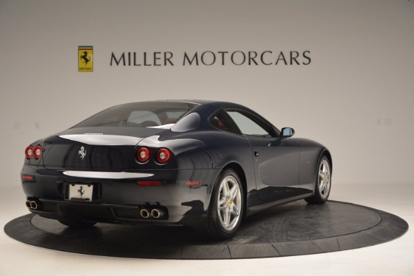 Used 2005 Ferrari 612 Scaglietti 6-Speed Manual for sale Sold at Maserati of Greenwich in Greenwich CT 06830 8