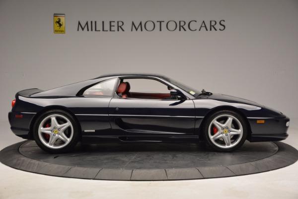 Used 1999 Ferrari 355 Berlinetta for sale Sold at Maserati of Greenwich in Greenwich CT 06830 10