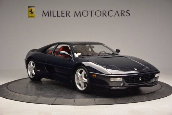 Used 1999 Ferrari 355 Berlinetta for sale Sold at Maserati of Greenwich in Greenwich CT 06830 12
