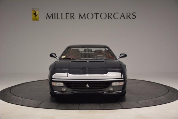 Used 1999 Ferrari 355 Berlinetta for sale Sold at Maserati of Greenwich in Greenwich CT 06830 13