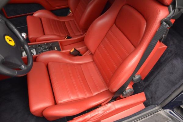 Used 1999 Ferrari 355 Berlinetta for sale Sold at Maserati of Greenwich in Greenwich CT 06830 16