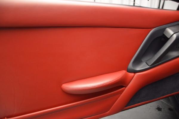 Used 1999 Ferrari 355 Berlinetta for sale Sold at Maserati of Greenwich in Greenwich CT 06830 17