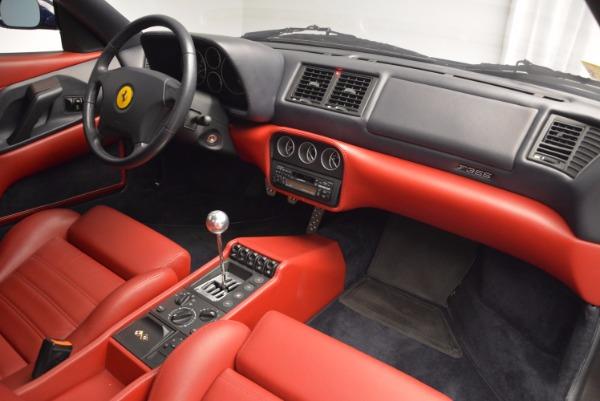 Used 1999 Ferrari 355 Berlinetta for sale Sold at Maserati of Greenwich in Greenwich CT 06830 18