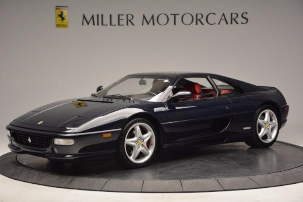 Used 1999 Ferrari 355 Berlinetta for sale Sold at Maserati of Greenwich in Greenwich CT 06830 3