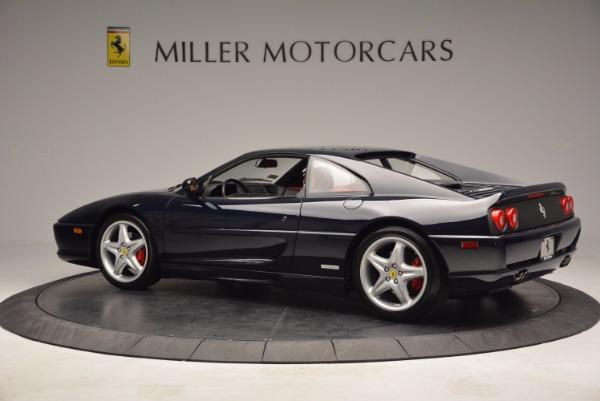 Used 1999 Ferrari 355 Berlinetta for sale Sold at Maserati of Greenwich in Greenwich CT 06830 5