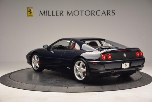 Used 1999 Ferrari 355 Berlinetta for sale Sold at Maserati of Greenwich in Greenwich CT 06830 6
