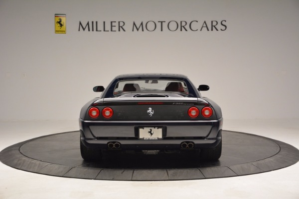 Used 1999 Ferrari 355 Berlinetta for sale Sold at Maserati of Greenwich in Greenwich CT 06830 7
