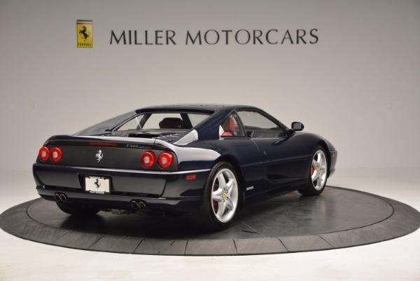 Used 1999 Ferrari 355 Berlinetta for sale Sold at Maserati of Greenwich in Greenwich CT 06830 8