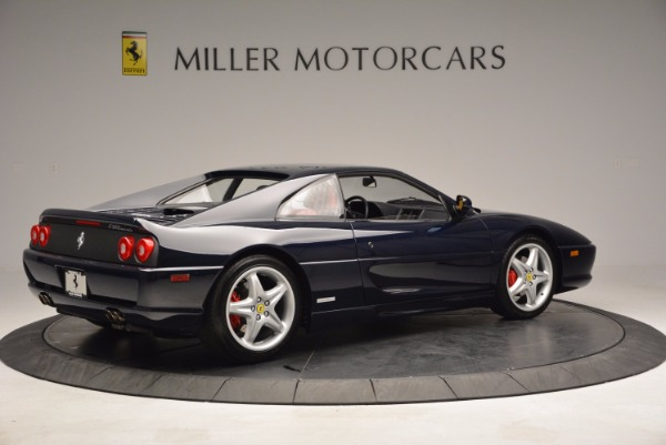 Used 1999 Ferrari 355 Berlinetta for sale Sold at Maserati of Greenwich in Greenwich CT 06830 9