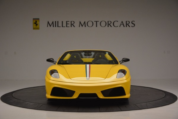 Used 2009 Ferrari F430 Scuderia 16M for sale Sold at Maserati of Greenwich in Greenwich CT 06830 12