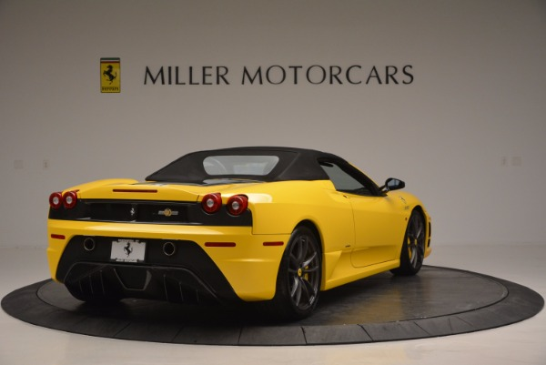 Used 2009 Ferrari F430 Scuderia 16M for sale Sold at Maserati of Greenwich in Greenwich CT 06830 19