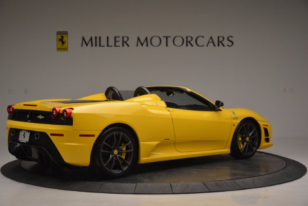 Used 2009 Ferrari F430 Scuderia 16M for sale Sold at Maserati of Greenwich in Greenwich CT 06830 8