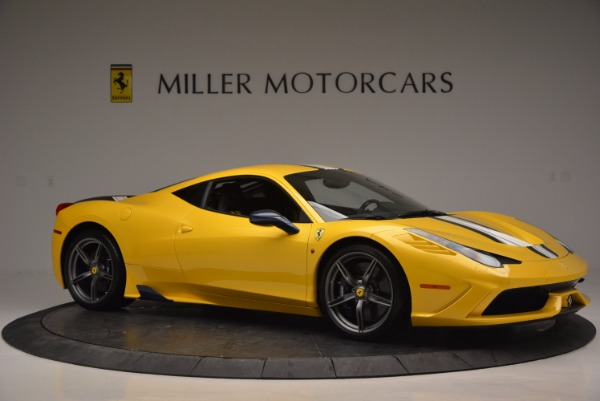 Used 2015 Ferrari 458 Speciale for sale Sold at Maserati of Greenwich in Greenwich CT 06830 10