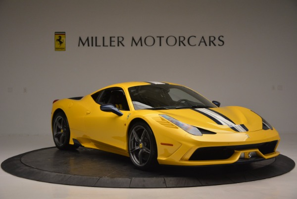 Used 2015 Ferrari 458 Speciale for sale Sold at Maserati of Greenwich in Greenwich CT 06830 11