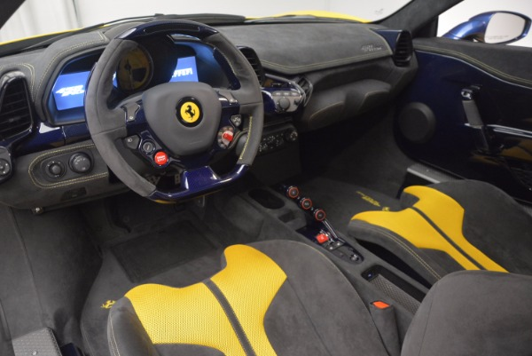 Used 2015 Ferrari 458 Speciale for sale Sold at Maserati of Greenwich in Greenwich CT 06830 19