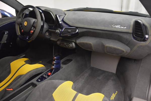 Used 2015 Ferrari 458 Speciale for sale Sold at Maserati of Greenwich in Greenwich CT 06830 24