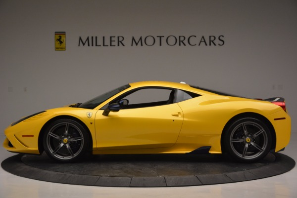 Used 2015 Ferrari 458 Speciale for sale Sold at Maserati of Greenwich in Greenwich CT 06830 3