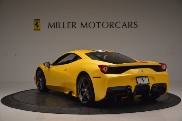 Used 2015 Ferrari 458 Speciale for sale Sold at Maserati of Greenwich in Greenwich CT 06830 5