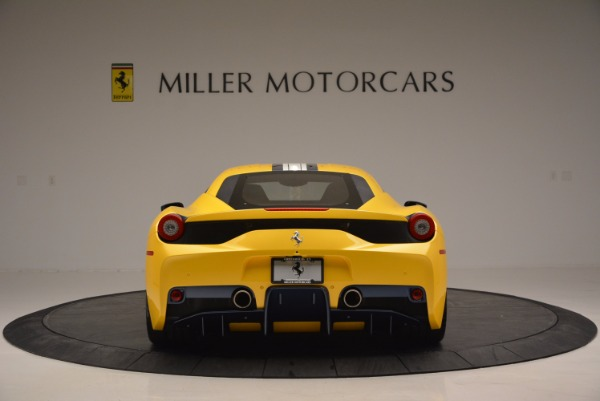 Used 2015 Ferrari 458 Speciale for sale Sold at Maserati of Greenwich in Greenwich CT 06830 6