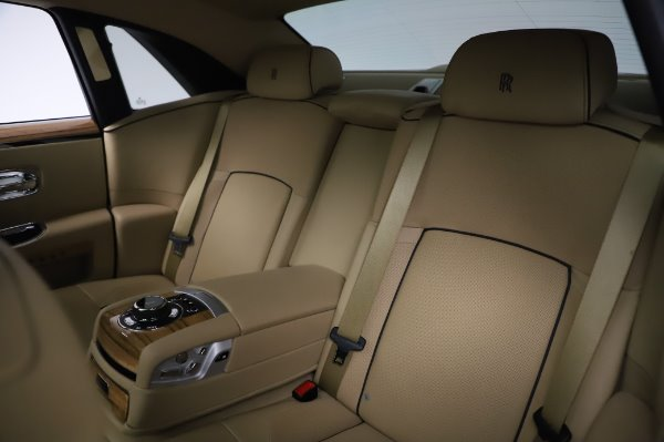 Used 2014 Rolls-Royce Ghost V-Spec for sale Sold at Maserati of Greenwich in Greenwich CT 06830 14