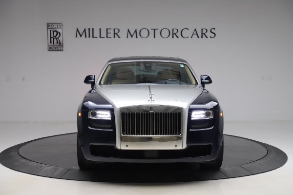Used 2014 Rolls-Royce Ghost V-Spec for sale Sold at Maserati of Greenwich in Greenwich CT 06830 2