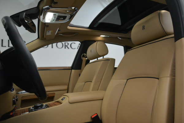 Used 2014 Rolls-Royce Ghost V-Spec for sale Sold at Maserati of Greenwich in Greenwich CT 06830 22