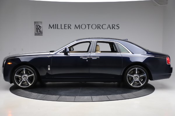 Used 2014 Rolls-Royce Ghost V-Spec for sale Sold at Maserati of Greenwich in Greenwich CT 06830 3