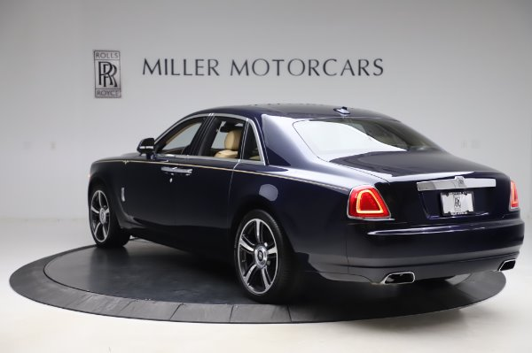Used 2014 Rolls-Royce Ghost V-Spec for sale Sold at Maserati of Greenwich in Greenwich CT 06830 4