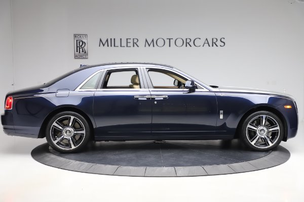 Used 2014 Rolls-Royce Ghost V-Spec for sale Sold at Maserati of Greenwich in Greenwich CT 06830 7
