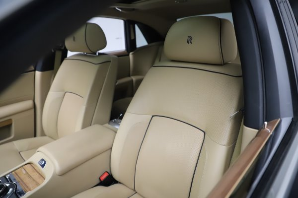 Used 2014 Rolls-Royce Ghost V-Spec for sale Sold at Maserati of Greenwich in Greenwich CT 06830 9
