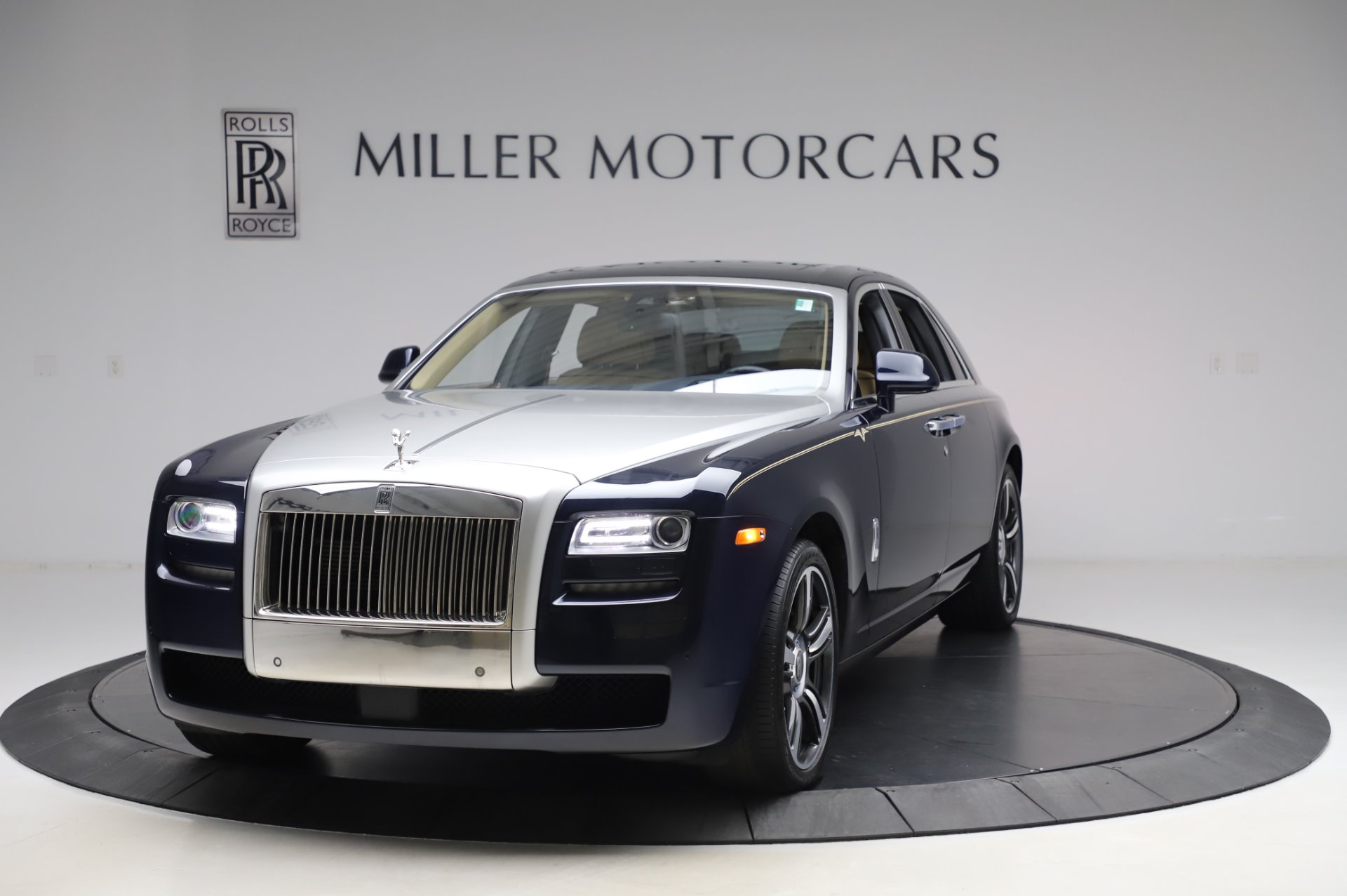 Used 2014 Rolls-Royce Ghost V-Spec for sale Sold at Maserati of Greenwich in Greenwich CT 06830 1
