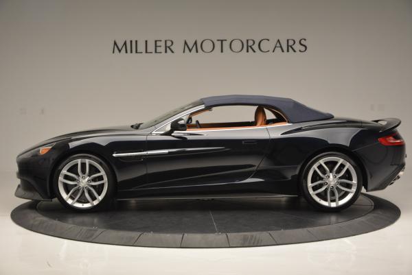 New 2016 Aston Martin Vanquish Volante for sale Sold at Maserati of Greenwich in Greenwich CT 06830 16