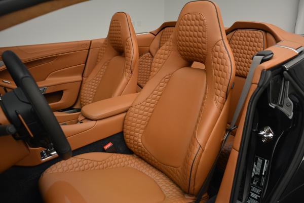 New 2016 Aston Martin Vanquish Volante for sale Sold at Maserati of Greenwich in Greenwich CT 06830 21