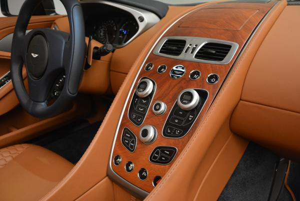 New 2016 Aston Martin Vanquish Volante for sale Sold at Maserati of Greenwich in Greenwich CT 06830 24