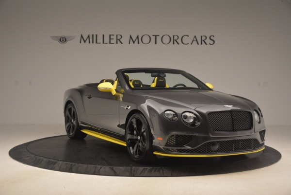 New 2017 Bentley Continental GT Speed Black Edition for sale Sold at Maserati of Greenwich in Greenwich CT 06830 11