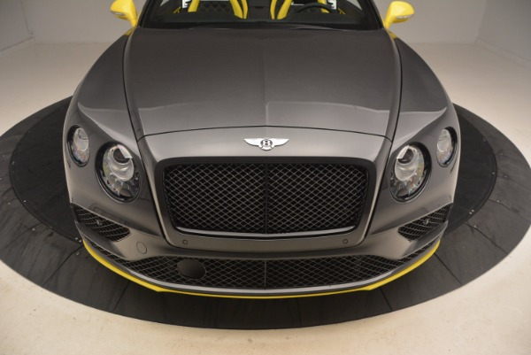 New 2017 Bentley Continental GT Speed Black Edition for sale Sold at Maserati of Greenwich in Greenwich CT 06830 20