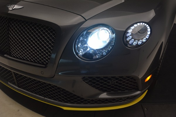 New 2017 Bentley Continental GT Speed Black Edition for sale Sold at Maserati of Greenwich in Greenwich CT 06830 21