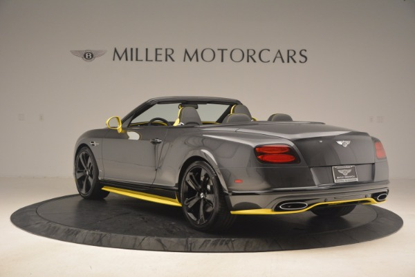New 2017 Bentley Continental GT Speed Black Edition for sale Sold at Maserati of Greenwich in Greenwich CT 06830 5