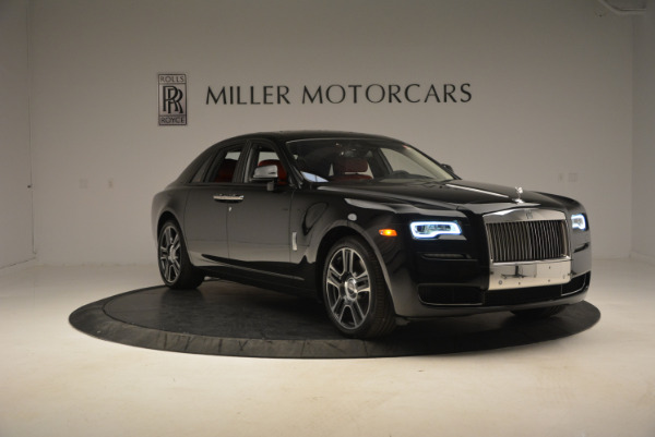 New 2017 Rolls-Royce Ghost for sale Sold at Maserati of Greenwich in Greenwich CT 06830 12