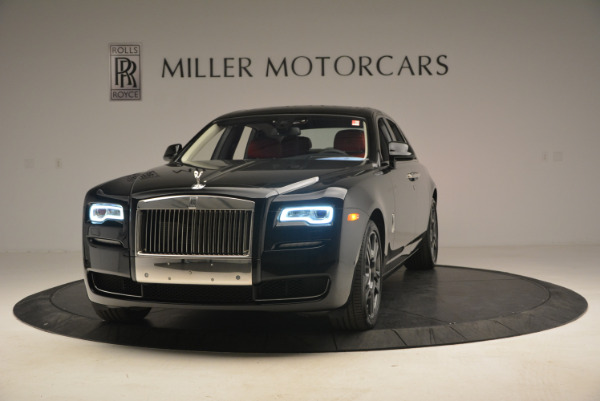 New 2017 Rolls-Royce Ghost for sale Sold at Maserati of Greenwich in Greenwich CT 06830 1