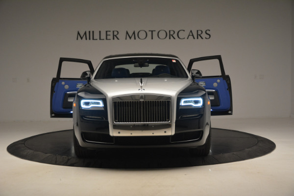 New 2017 Rolls-Royce Ghost for sale Sold at Maserati of Greenwich in Greenwich CT 06830 14