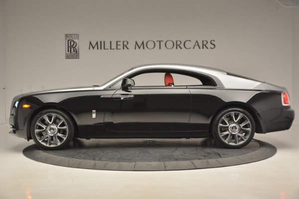 New 2017 Rolls-Royce Wraith for sale Sold at Maserati of Greenwich in Greenwich CT 06830 3