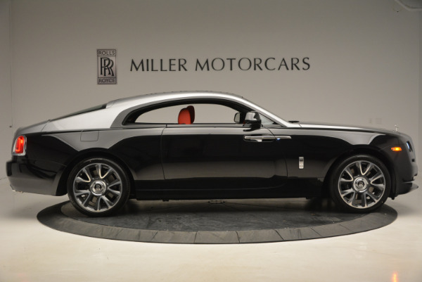 New 2017 Rolls-Royce Wraith for sale Sold at Maserati of Greenwich in Greenwich CT 06830 9