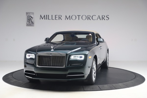 New 2017 Rolls-Royce Dawn for sale Sold at Maserati of Greenwich in Greenwich CT 06830 14