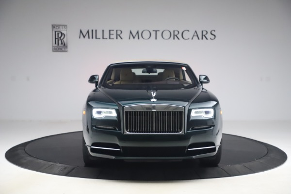 Used 2017 Rolls-Royce Dawn for sale $248,900 at Maserati of Greenwich in Greenwich CT 06830 15