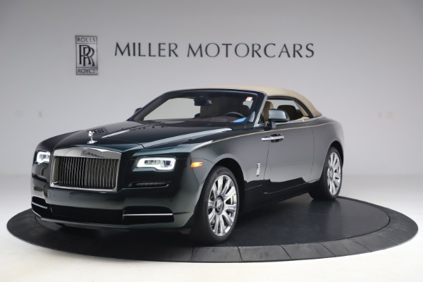 Used 2017 Rolls-Royce Dawn for sale $248,900 at Maserati of Greenwich in Greenwich CT 06830 16
