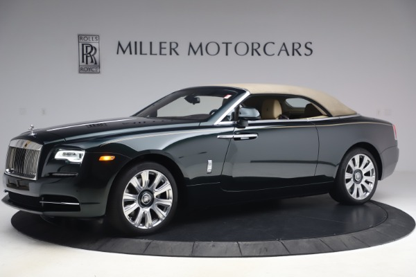 New 2017 Rolls-Royce Dawn for sale Sold at Maserati of Greenwich in Greenwich CT 06830 17