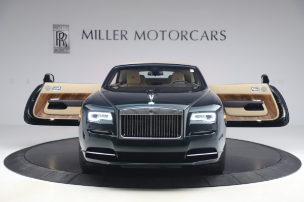 Used 2017 Rolls-Royce Dawn for sale $248,900 at Maserati of Greenwich in Greenwich CT 06830 27